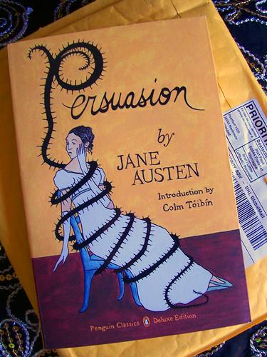 Persuasion - Penguin Classics Deluxe Edition