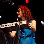Hannah Georgas @ Bluesfest 2011