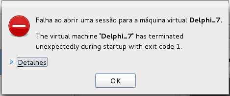 Erro no Virtual Box - Destaque 02