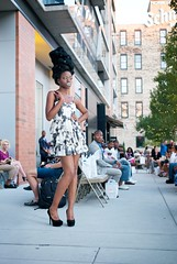 Summer Night Runway - Imani Harvin