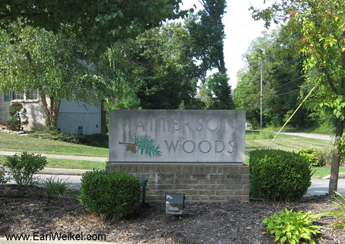 Watterson Woods Louisville KY 40299 Homes For Sale off Watterson Trail at Morgan Jaymes Dr by EarlWeikel.com