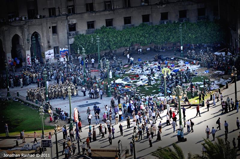 Tahrir attack
