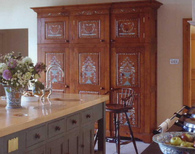 6206722153 c37c5d409d z Tall Kitchen Cupboards