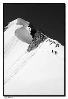 Biancograt, la scala del cielo
