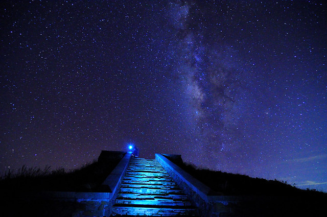 The Stair to Galaxy 天梯