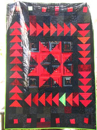 gman quilt complete