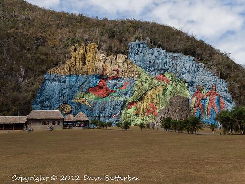 Mural de la Prihistoria