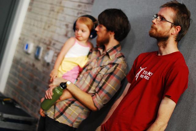 trkfest 2011: tunnells