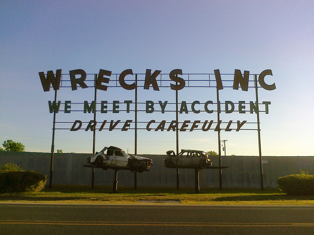 We Meet by Accident