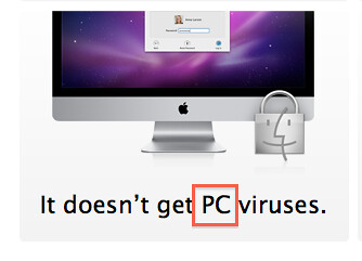 It doesn't get PC Viruses