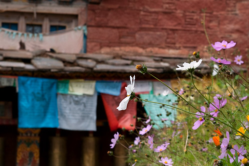 Prayer flags by K2 Sue