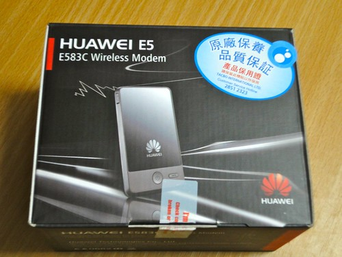 華為 Huawei E583C