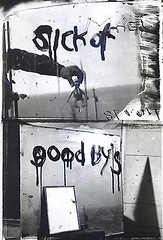Sick of Goodbye's, Mabou, 1978, by Robert Frank