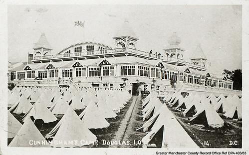 Cunningham's Camp, Isle of Man