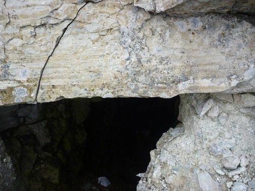 Rifugio Lagazuoi - Scary cave