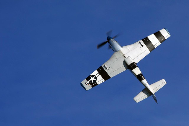 North American P51D Mustang - Jumpin' Jacques