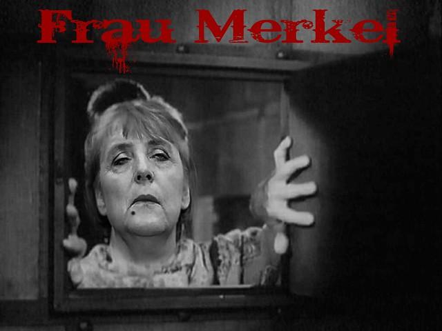 FRAU MERKEL