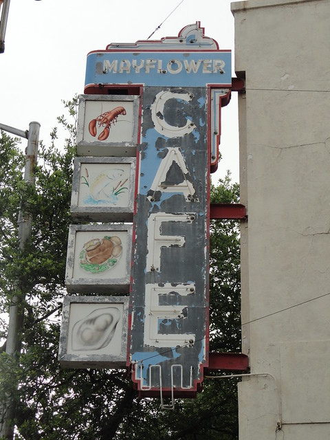 Mayflower Cafe, Jackson MS