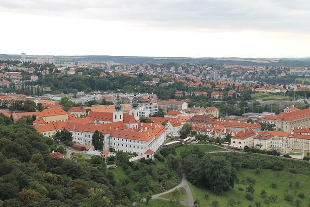 Couvent de Strahov, Prague