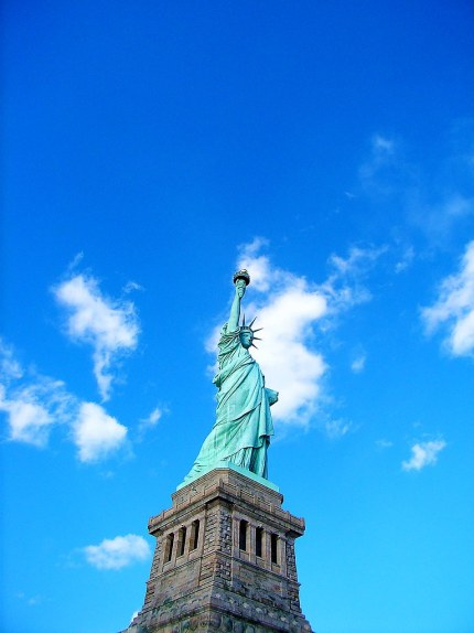 Statue of Liberty no.4(New York 2008)