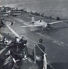 World War 2 ~ Fleet Air Arm.