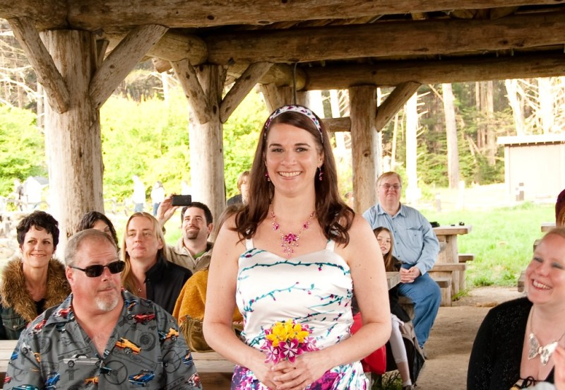 Alternative processional ideas from readers as seen on @offbeatbride #wedding #processional