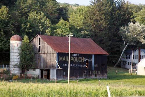farm somewhere in pennsylvania