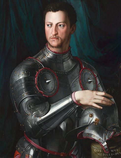 Bronzino - Cosimo I de' Medici, Grand Duke of Tuscany