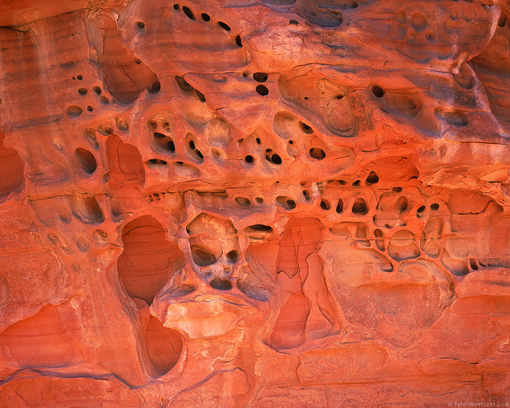 Erosion Detail Valley Of Fire State Park Flickr Photo