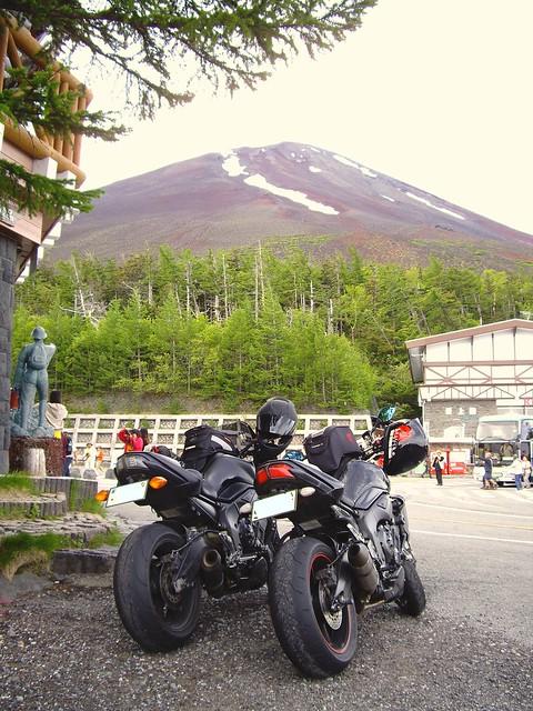 Fazers at Mt.Fuji