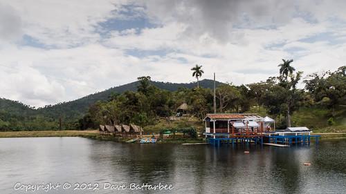 Las Terrazas Lake