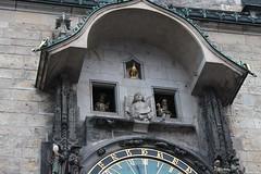 20 heures sur l'Orloj, Horloge Astronomique, Prague