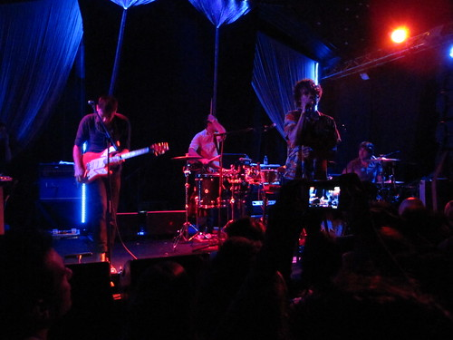 Friendly Fires live at Tunnel Milano