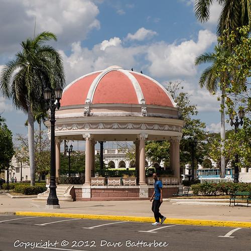 Cienfuegos Bandstand