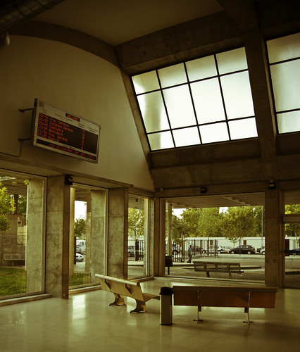 """010/365 """"Estación vacía"""" by Flickr Jiménez (Pedro Nog)"""