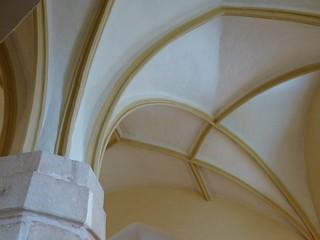Sklepienie kościoła w Zbylutowie by Polek