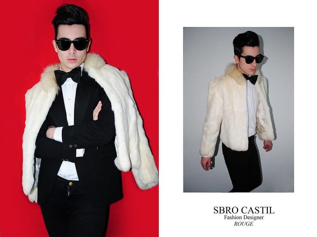 SBRO CASTIL: Rouge