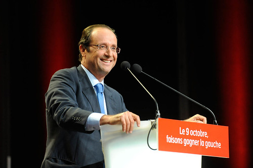 Meeting François Hollande