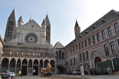 2011.09.25.148 TOURNAI - Cathédrale Notre-Dame de Tournai