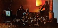 Bad Company, 1976, by David Alexander