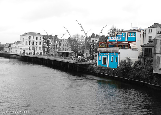 Electric Restaurant & Bar on South Mall, Cork City