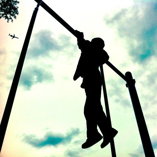 Reaching Up