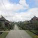 Desa Penglipuran Tampak dari Jalan Atas 02