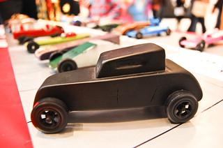Hell's Belle's Pinewood Derby