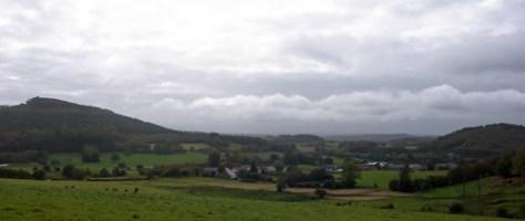 Les 3 cornes, Creuse, France