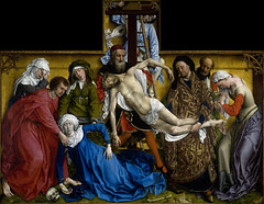 Descent from the Cross, c.1435-8, by Rogier van der Weyden