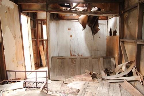 Thompson Camp interior