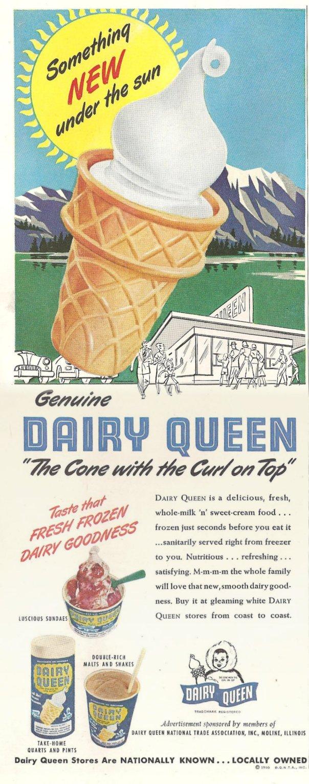 Dairy Queen - 1950