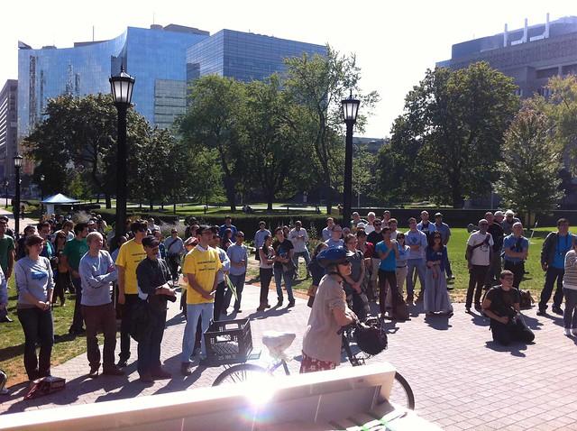 Green Energy Doors Open 2011 - Queen's Park Event & Watt's Next Contest