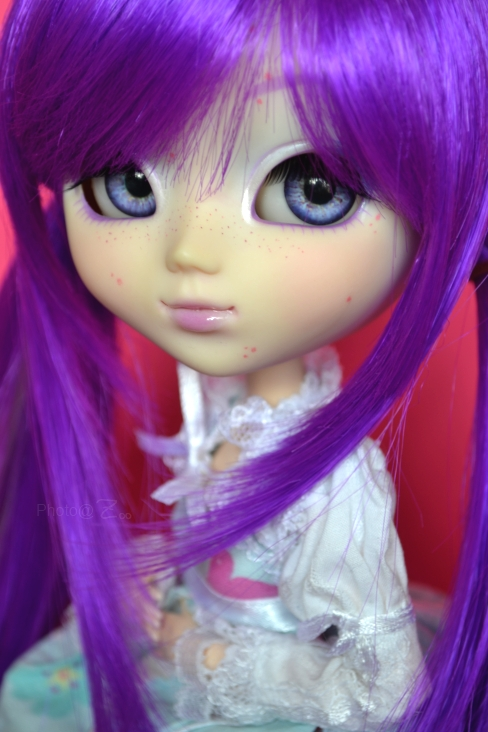 Taline | Pullip Cosmic Mercu Custom by Zoo*